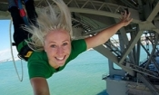 Auckland Harbour Bridge Bungy