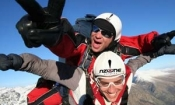 TANDEM SKYDIVE – 9,000ft (25 Seconds Freefall and a 5 Min Parachute Flight)