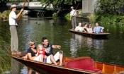 Punting on the Avon - One Child