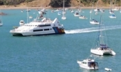 Return Ferry Tfr to Waiheke Is Family