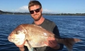 Snapper Fishing Bay of Islands 1 person