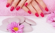Deluxe Professional Manicure - Chch 1hr