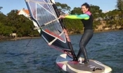 Windsurfing Lessons Beginner Auckland