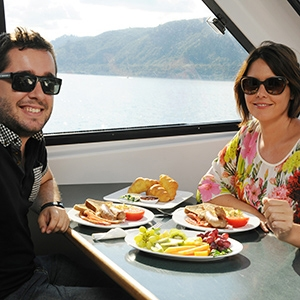 Taupo Sunday Brunch Cruise - Two People