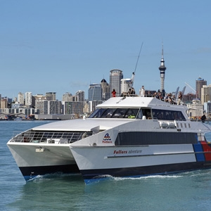 Waiheke Is Explorer Cruise Child