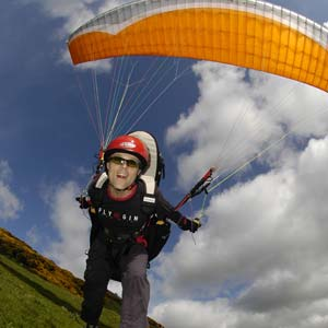 Para Gliding - One day intro Auck