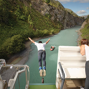 Bungy Jump - Hanmer - One Person