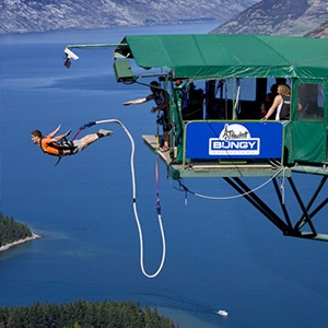 The Ledge or Kawarau Bungy - Qtown