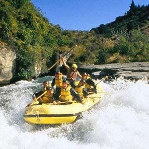 White Water rafting - Shotover River