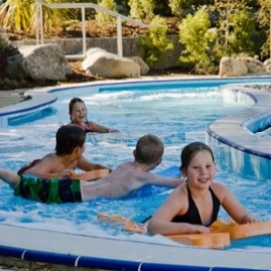 Hanmer Springs Thermal Pools Family