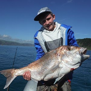 Full Day Fishing Trip - Wellington