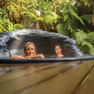 Franz Josef Hot Pools - Private Pool -  2 people