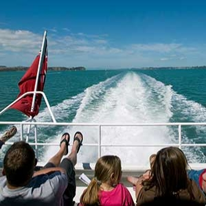 Waiheke Island Return Ferry Child