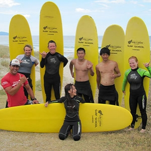 Surf Lessons 7 Day  Tour - 1 person