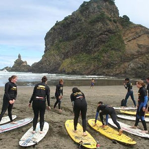 Surf Lessons 14 Day Surf Tour - 1 person