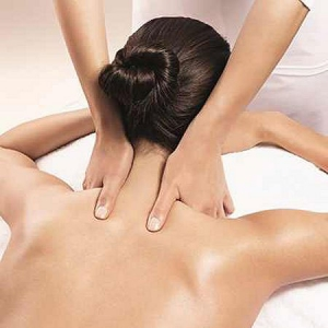 Deluxe Back and Scalp Massage - Chch
