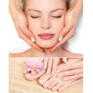 Facial & Pedicure Package - Masterton 1 Person