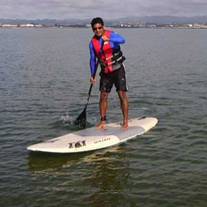 Stand Up Paddle Boarding Lesson Auckland