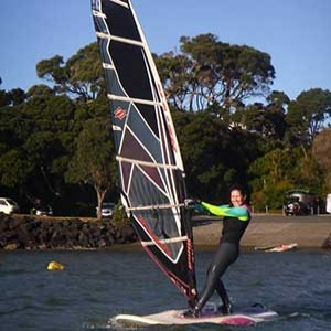 Windsurfing Lessons Auckland