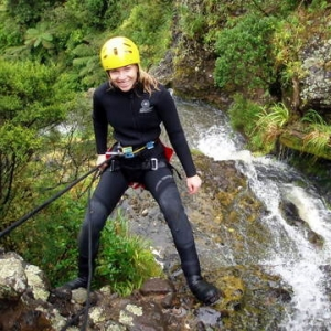 Canyoning - West Coast Full Day Auckland