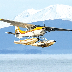 Taupo's Floatplane - Scenic Flight