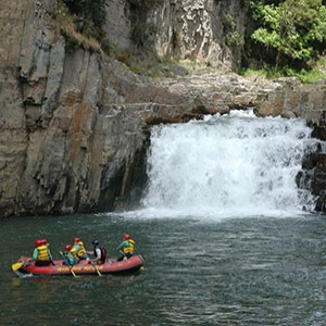 White Water Rafting - Rangitaiki