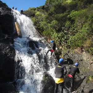 Canyoning - Full Day West Coast Auckland - 2