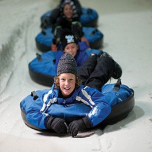 Snowplanet Day Pass with Rental - 1 Child 12yrs & under