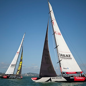 America's Cup Match Race - Youth Auck