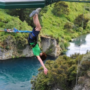 Solo Extreme Swing - Taupo