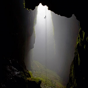 Abseil - Lost World 7 Hour Epic - Waitomo
